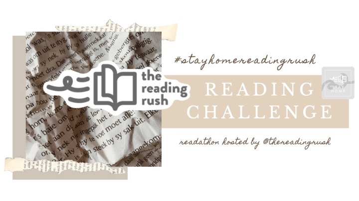 READING CHALLENGE | #StayHomeReadingRush