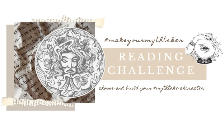 READING CHALLENGE | #MakeYourMythTaker