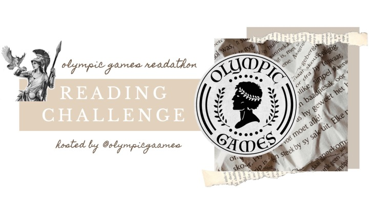 READING CHALLENGE | Olympic Games Readathon
