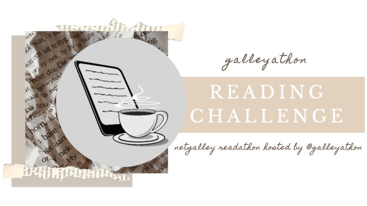 READING CHALLENGE | Galleyathon