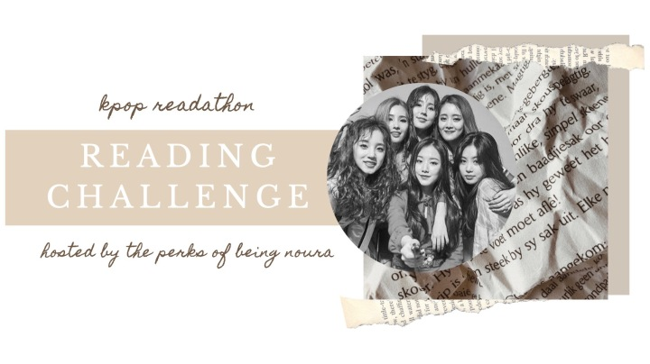 READING CHALLENGE | Kpop Readathon