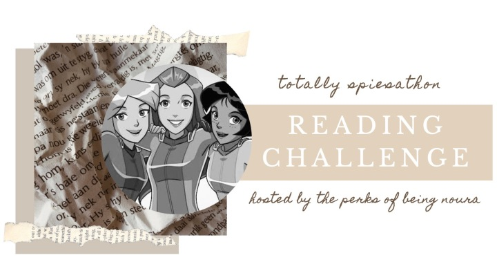 READING CHALLENGE | Totally Spiesathon