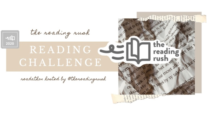 READING CHALLENGE | The Reading Rush