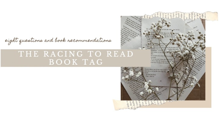 THE RACING TO READ BOOK TAG