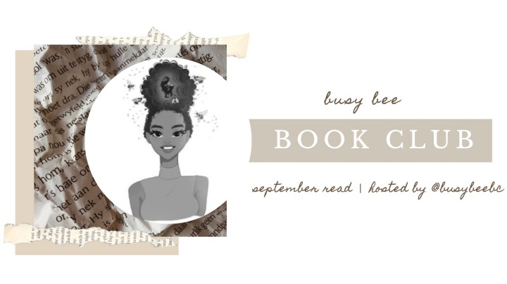 BOOK CLUB | Busy Bee