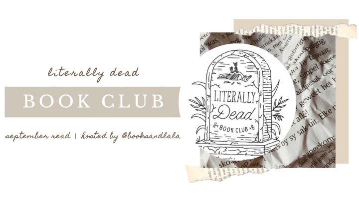 BOOK CLUB | Literally Dead