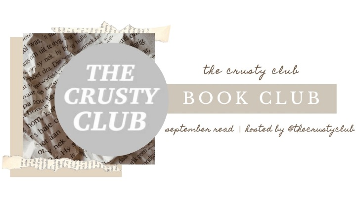 BOOK CLUB | The Crusty Club