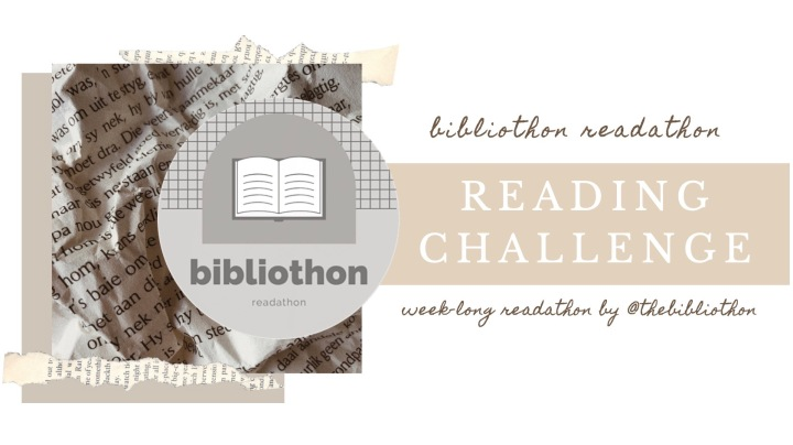 READING CHALLENGE | Bibliothon