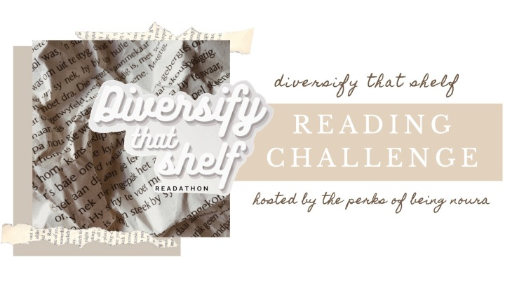READING CHALLENGE | Diversify that Shelf