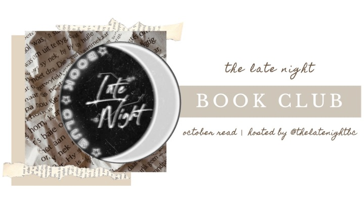 BOOK CLUB | The Late Night