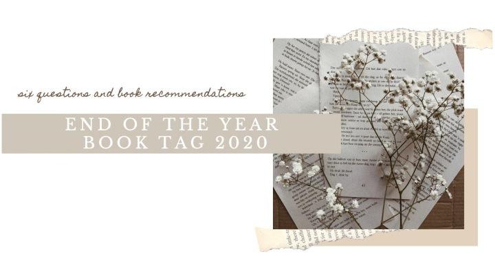 END OF THE YEAR BOOK TAG 2020