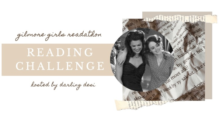 READING CHALLENGE | Gilmore Girls Readathon