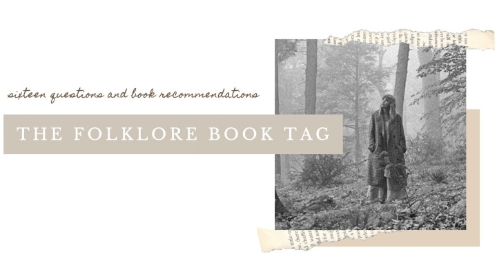 THE FOLKLORE BOOK TAG