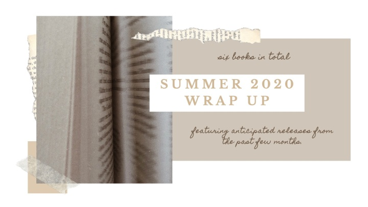 SUMMER 2020 WRAP UP