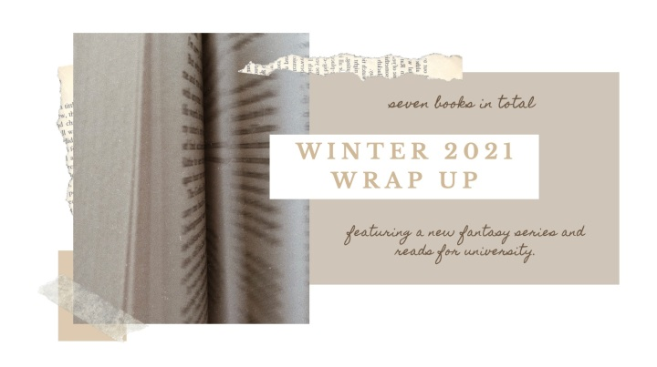 WINTER 2021 WRAPUP